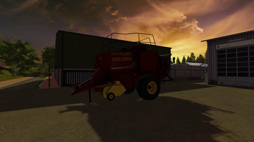 New Holland BB980 V 2.1