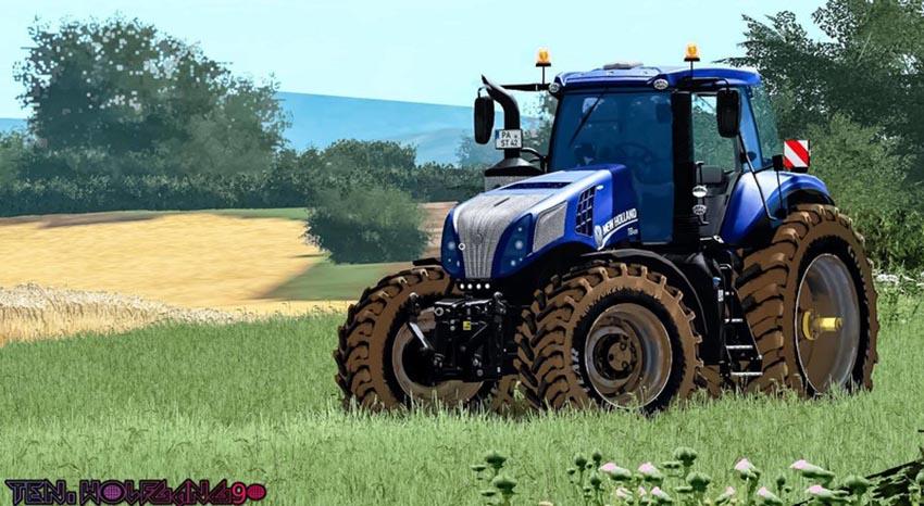 New holland T8 V 1.1