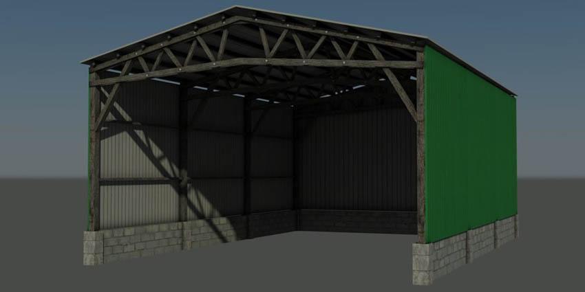 Old shed V 0.1