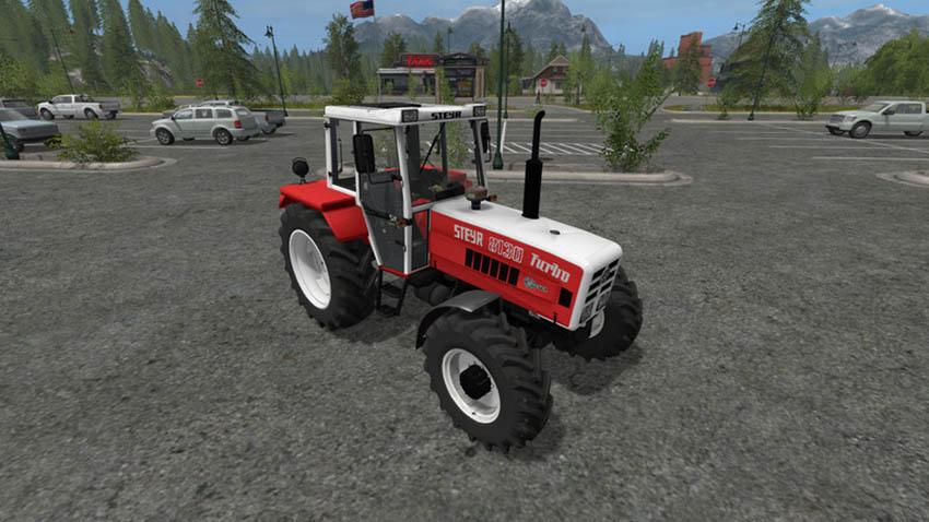 STEYR 8130A SK2 Turbo V 1.0