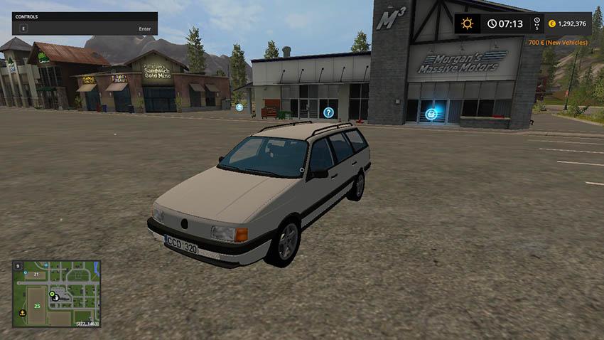 Volkswagen Passat B3 V 1.0