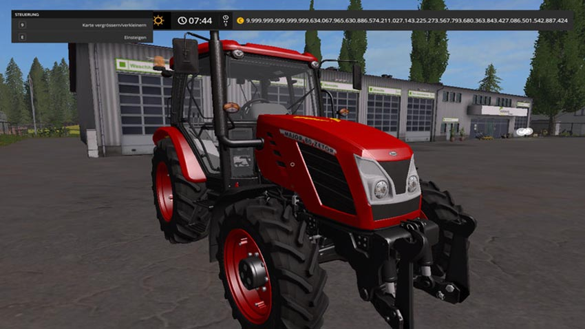Zetor major 80 turbo V 1.0