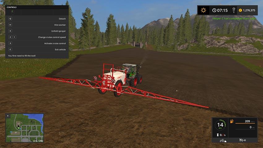 Agromechanika 2500 v 1.0