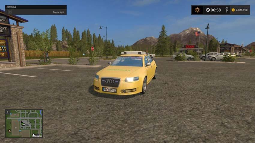 Audi A6 V 1.0