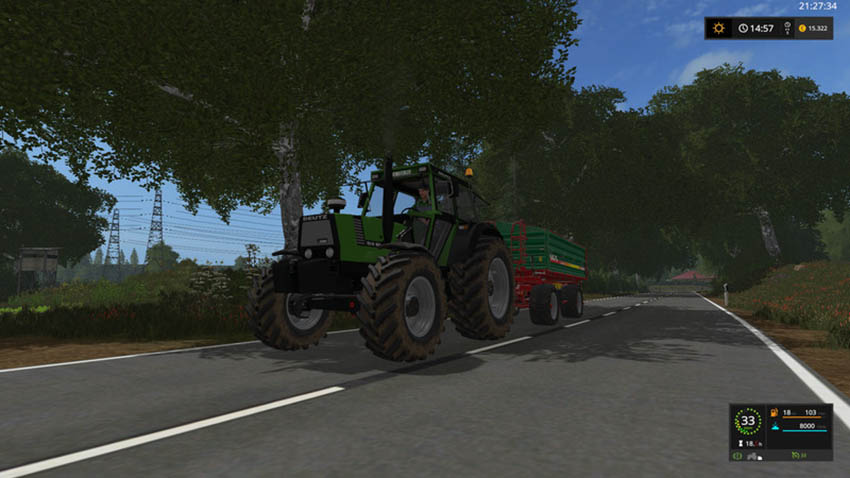 Deutz DX 90 BETA v 0.8