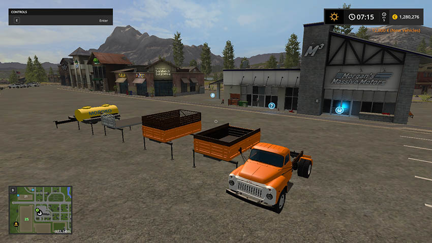 GAZ 53 And Moduls V 1.1