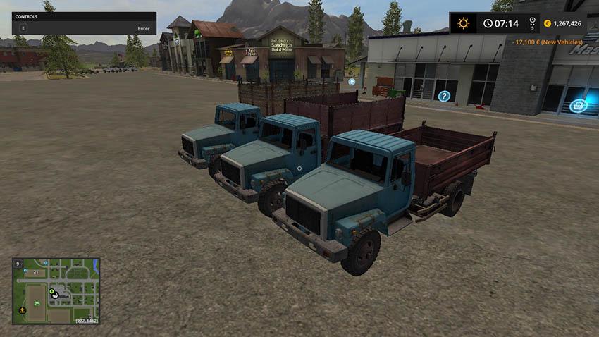 GAZ SaZ 35071 V 1.0