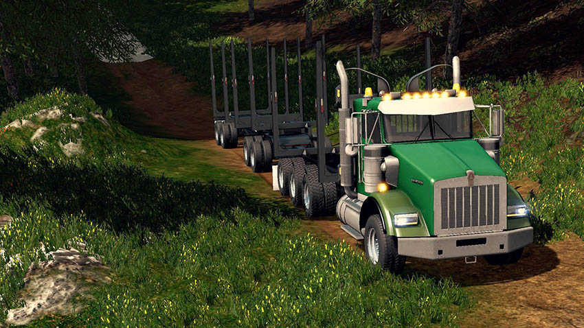 KW T800B and T800H Pack v 1.0