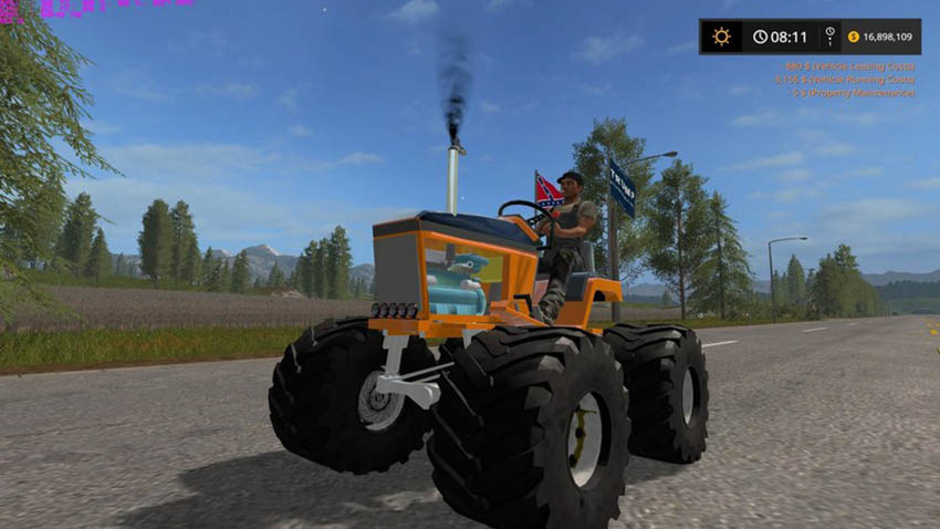 Mud Mower V 1.0