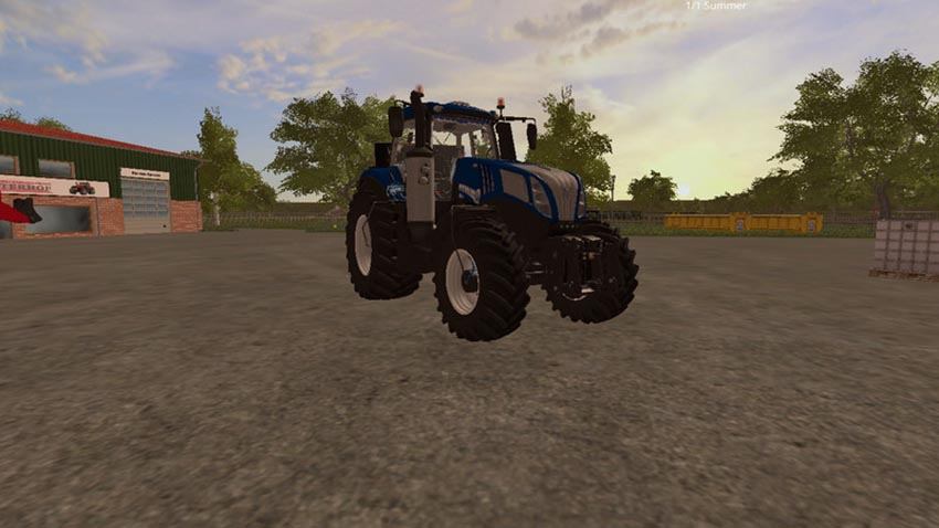 New Holland T8 Blue Power V 0.1