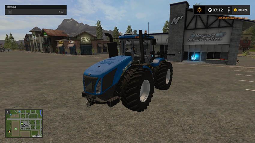 New Holland T9 V 2.0