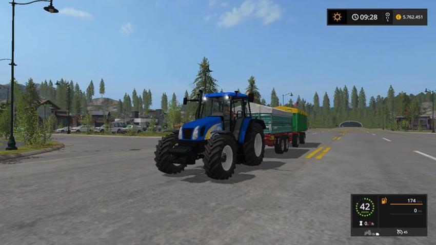 New Holland TL 100A v 1.1.1.1