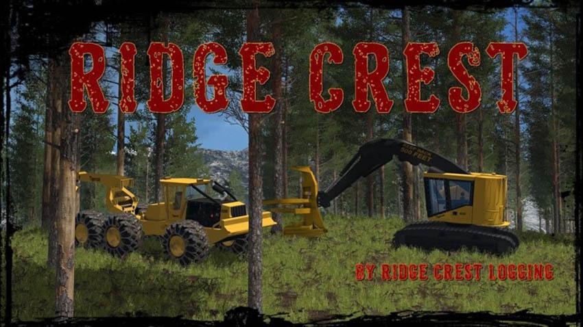 Ridge Crest Logging V 1.0