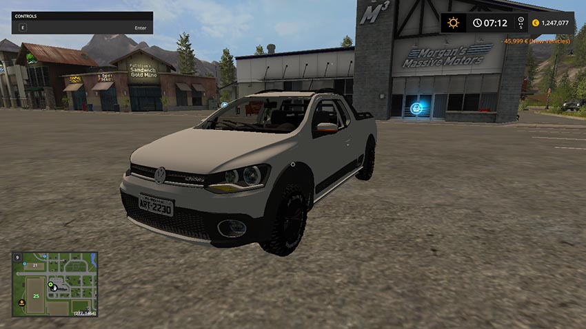 VW Saveiro G6