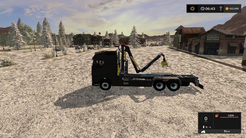 Volvo crane ITRuner V 1.0