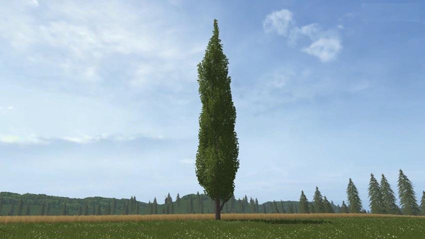 Placeable poplar V 1.0