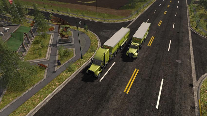 American Truck Pack And Krampe SB3060 v 7.0