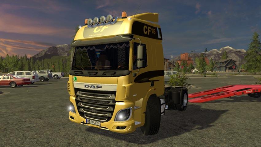 Daf CF95 V 1.0
