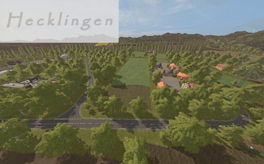 Hecklingen Land V 0.98