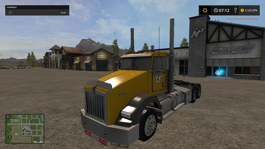 KW T800 CAT EDITION v 1.0