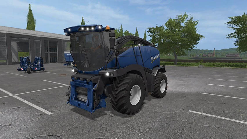 New Holland Forage Pack v 6.0