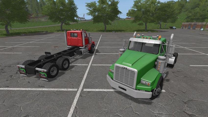 C.R.T - Twinstar Duo AR Frame Truck V 1.0