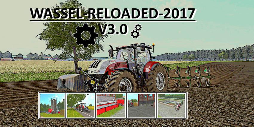 Wassel Reloaded 2017 V 3.0