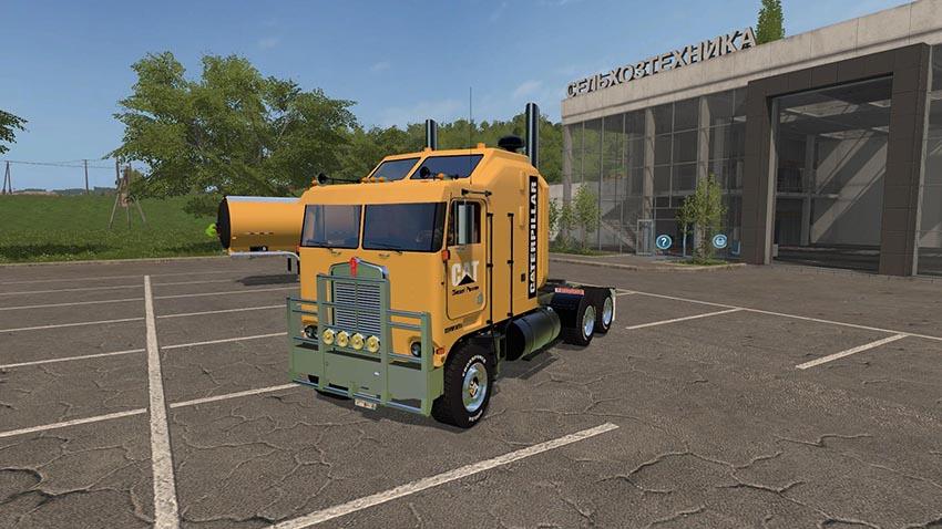 Cat Truck & Trailer Pack v 1.0