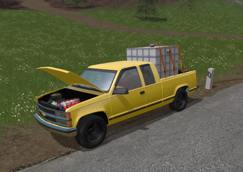 Chevrolet Silverado C1500 V 1.0