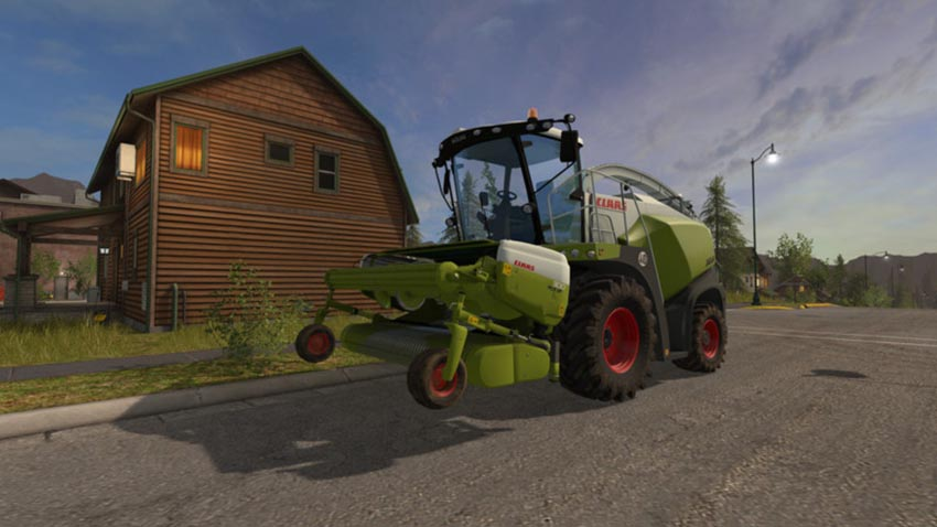 Claas Pick Up 300 V 1.0