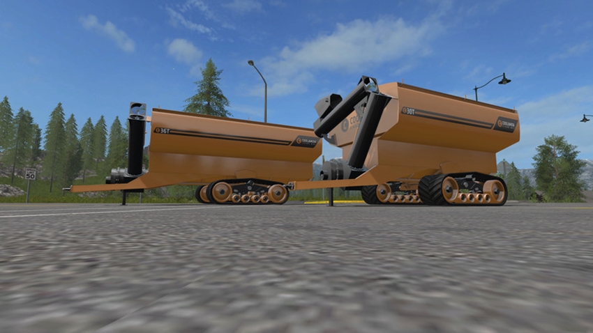 Coolamon Chaser Bins 30T und 36T V 1.0