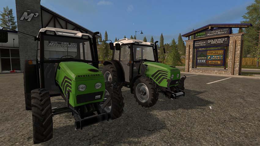 Deutz Agroplus 77 v 1.0
