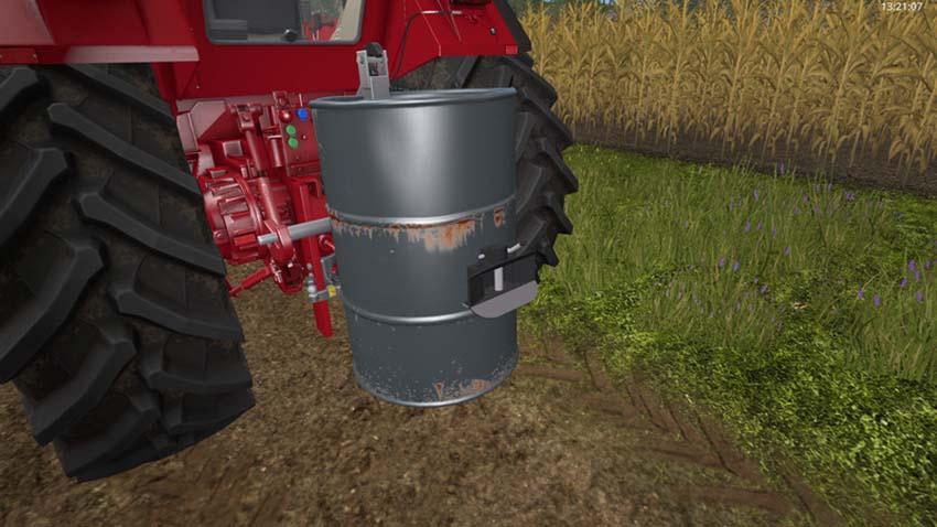 Eigenbau Gewicht 1500KG V 1.0