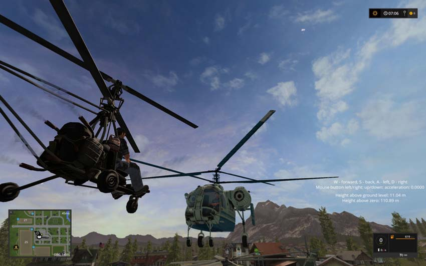 Helicopters Pack V 2.0