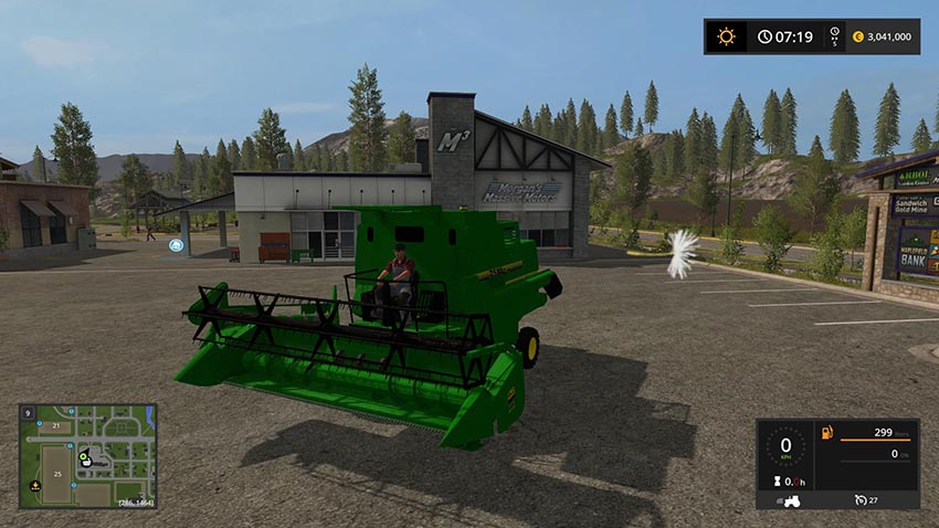 JD Pack SLC 7500 Turbo v 1.0