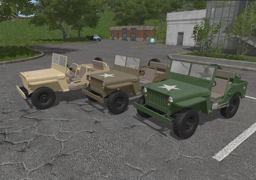 Jeep Willys v 1.0