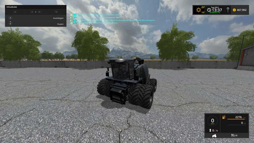 Krone Big X1100 V 2.0