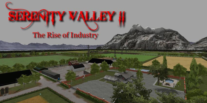 Serenity Valley II The Rise of Industry V 1.0