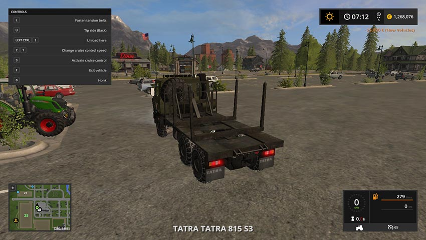 TATRA 815 FOREST V 1.1