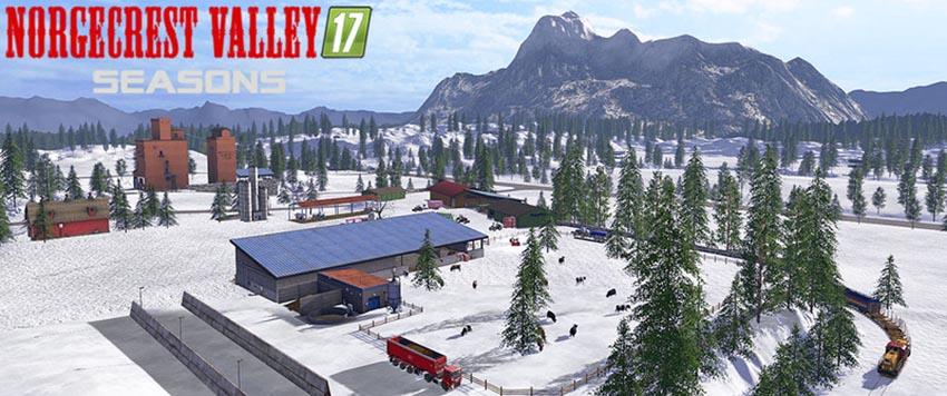 Norge Crest Valley 17 V 2.1