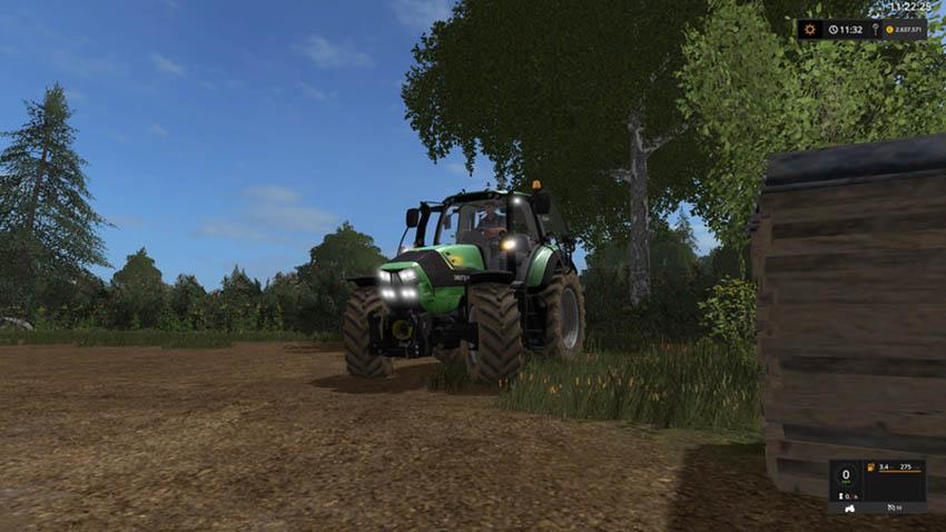 Agrotron 6190 TTV V 2.0