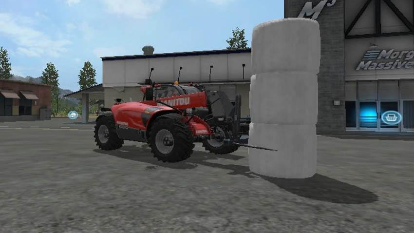 Autoload Bale Spike 6 High v 1.0