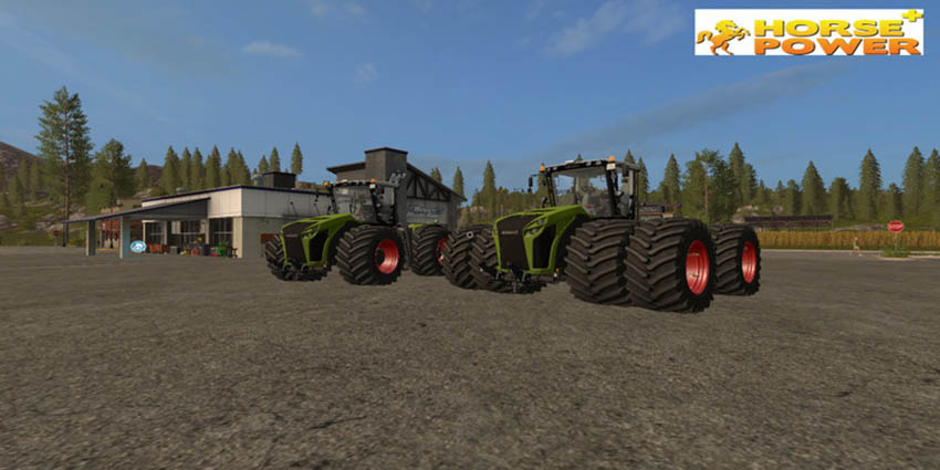 Claas Xerion 5000 Horse Power V 1.0