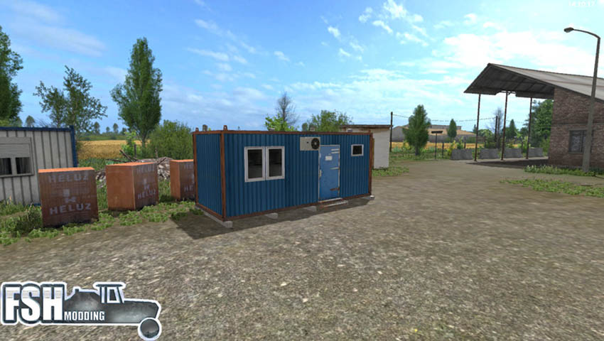 Container office V 1.0