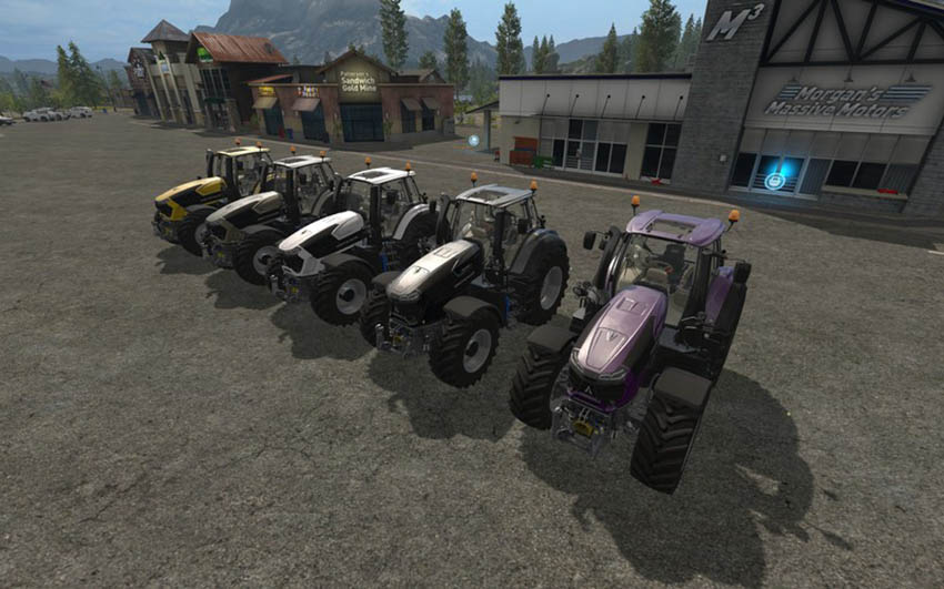 Deutz Serie 9 colorable & Chip Tuning V 1.0