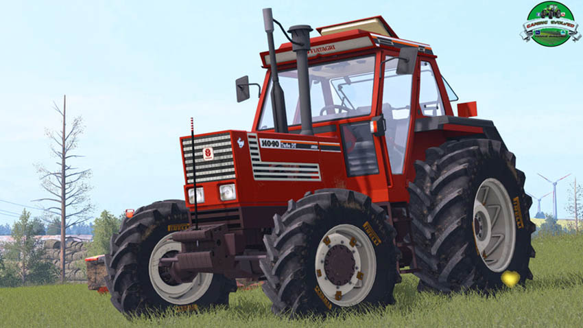 Fiatagri 140-90 Turbo DT V 1.1