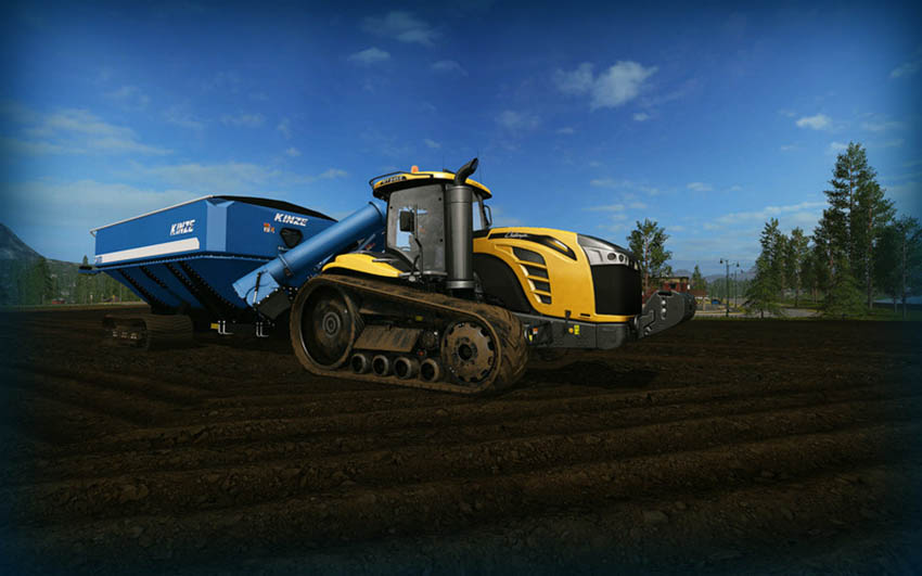 Kinze Grain Cart Pack V 1.0