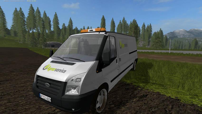 Rumbler Van Service V 1.0