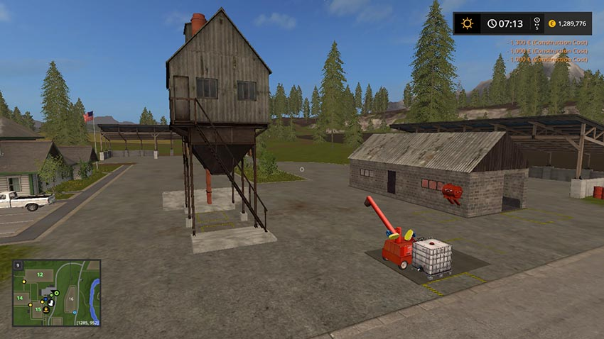 Seed Mod Placeable V 1.0