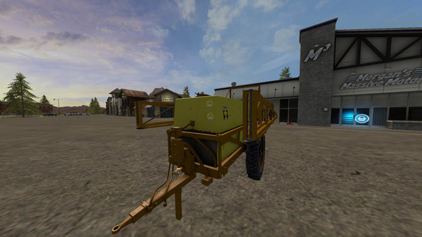 Dubex sprayer V 1.0